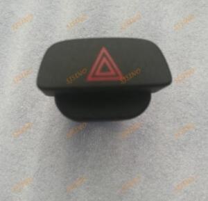 Hazard Emergency Flasher Warning Switch Button Black For Ford Focus MK2 2 04-11