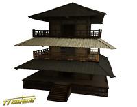 TTCombat BNIB Pagoda Extension EES007