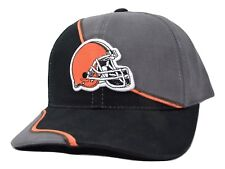 8c3716732f4 Cleveland Browns American Needle 2 Tone Voodoo NFL Adjustable Football Cap  Hat