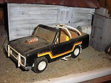 1/24 Vintage 1970's International Harvester Scout Ford Bronco 4x4 No Top Black