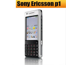 Original Sony Ericsson P1 P1i Cell Phone GSM 900 / 1800 / 1900 3.15MP Camera