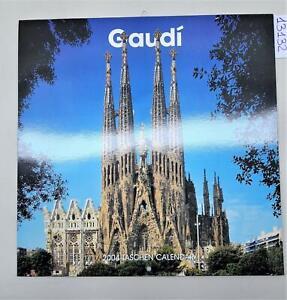 Calendario Calendar 2004 Gaudì  Taschen