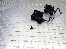 1990 90-93 KAWASAKI ZX6 ZX600C 600 MISC BRACKETS MOUNTS HARDWARE SET OEM