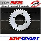 KDF 32T 420 COYOTE PY80 PW80 REAR JS SPROCKET BACK DRIVEN FOR YAMAHA PW PEEWEE