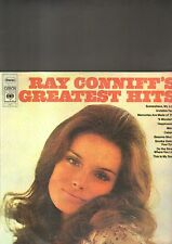 RAY CONNIFF - greatest hits LP