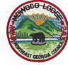OA Lodge 243 Mowogo J1 Twill Northeast Georgia Council Athens, GA [CD459]