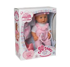More details for tiny tears interactive doll by john adams