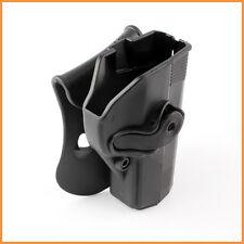 Gun Holster for IMI Style Beretta PX4 RH Pistol Paddle Holster Black