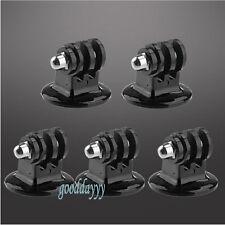 5 PCS Tripod Monopod Mount Adapter For GoPro HD HERO 1 2 3 4 Camera Accessories