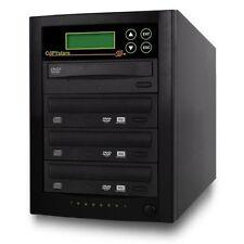 Copystars CD DVD Duplicator 4 burner Sata 24X burner DVDRW Copier Duplicator