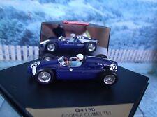 """1/43 Quartzo Cooper climax T51 """"Rob Wolker"""" Monaco GP 1959"""