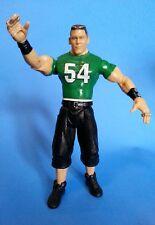 "2003 John Cena #54 Green Shirt Wrestling 7"" Action Figure - WWE - Jakks Pacific"