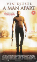 A Man Apart DVD (2004) Vin Diesel, Gray (DIR) cert 18 ***NEW*** Amazing Value