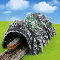 SD04 1pc Model Train Railway N Scale Tunnel Train Cave 1:150 Tunnel Railway