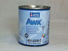 Sherwin Williams - AWX - VERT JAUNE 0.946 LITRE - 401.0330