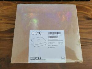 Eero Pro 6 Tri-Band Mesh Router - White