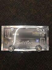 Cadillac Chrome License Plate Frame - CA10330