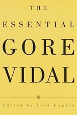 The Essential Gore Vidal : A Gore Vidal Reader-ExLibrary