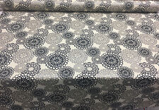 Waverly Rare Jewels Noir Chintz Fabric by the yard Multipurpose