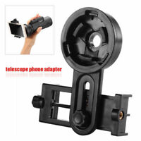 NEW Portable Phone Adapter Mount Binocular Monocular Spotting Scope Telescope