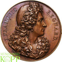 AB0875) FRANKREICH Bronzemedaille 1818 J. Francois Regnard