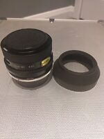 Tamron Adaptall 2 28mm f2.8 with Adaptall Mount (Pentax KA) - Working Well