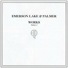 Lake and Palmer Emerson - Works Volume 2 (2CD Set) [2017  Remaster] [CD]