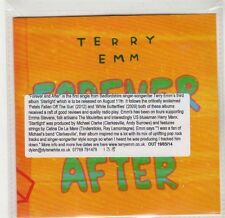(GF796) Terry Emm, Forever And After - 2014 DJ CD