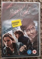 Harry Potter and the Deathly Hallows: Part I (DVD, 2012) **New & Sealed**