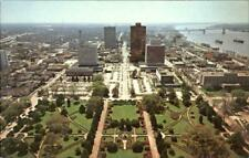Baton Rouge,LA South View From The Louisiana Capitol East Baton Rouge County