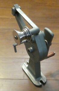 Moviola 16/35mm Multi-Format Film Rewind w/Thumbscrew Clamp & Tight Wind kit