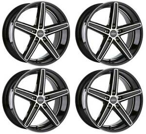 4 Alloy wheels Oxigin 18 Concave 9x21 ET40 5x108 SWFP for Volvo S60 S90 V90 V60