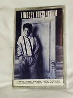 LINDSEY BUCKINGHAM – Go Insane 1984 US 1st issue cassette Elektra