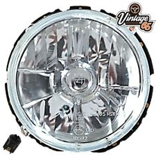 Vw Golf Mk1 Hatchback Cabriolet Crystal Clear Halogen Upgrade Headlight Headlamp