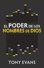 El Poder de Los Nombres de Dios by Tony Evans (2015, Paperback)