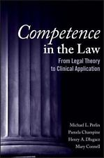 Competence in the Law: From Legal Theory to Clinical Application, Good Books