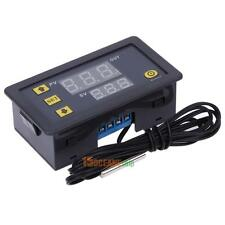 Digital Temperature Controller Red And Blue Display DC 12V W3230