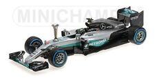 Mercedes Amg W07 Hybrid Nico Rosberg Demontration Run World Champion 2016 1:18