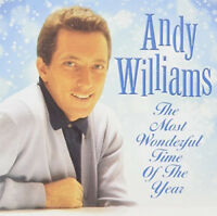 Andy Williams : It's the Most Wonderful Time of the Year CD (2017) ***NEW***