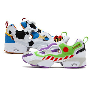 Reebok Fury x Toy Story 4 x Bait Woody and Buzz og 9 ds