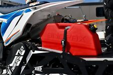 NEW! SnopaX Gas Fuel Container by RotopaX for Polaris Timbersled ARO Snowbike