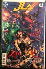 Justice League of America (Vol 4) #10 NM- 1st Print DC Comics