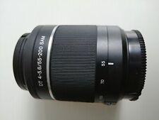Sony Alpha DT 4-5.6/55-200 SAM Model SAL55200-2 Sony Minolta A-Mount