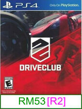 PS4 DriveClub [R2] ★Brand New & Sealed★