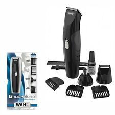 Wahl Rechargeable All In One Clipper Trimmer Hair Beard Nose Ear Haircut Shaver