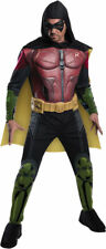 Morris Costumes Men's Robin Arkham Adult Large. RU884822LG