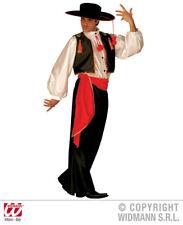 Spagnola Costume flamenco BALLERINO TGL L - COSTUME DANZA UOMO SPAGNA L