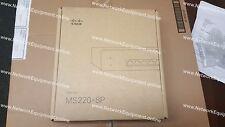 Cisco Meraki MS220-8P-HW + 3 years license PoE PoE+ Cloud Managed switch