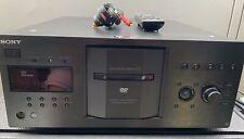 Sony DVP-CX777ES DVD Player