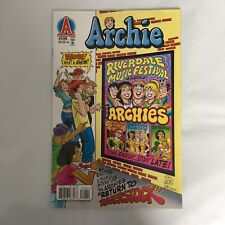 Archie #599 Comic Book